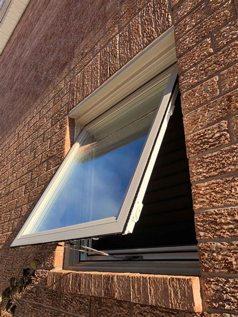 awning windows toronto gta vinyl light