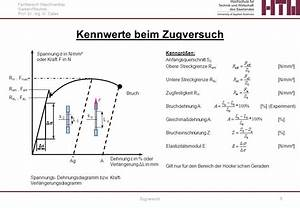 Obere Dreiecksmatrix Berechnen : zugversuch nach din en teil1 ppt video online herunterladen ~ Themetempest.com Abrechnung