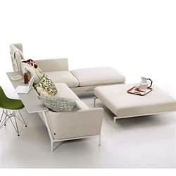 sofa polsterung suita sofa dreisitzer polsterung weich rückenkissen classic vitra