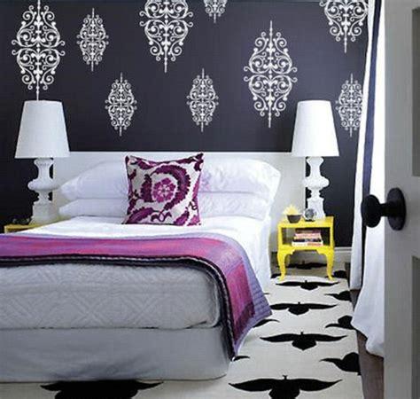 papier peint contemporain chambre papier peint pour une chambre meilleures images d