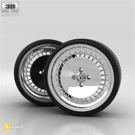 schmidt th line schmidt th line 16 zoll 3d model car parts on hum3d