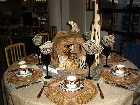 17 Best Images About African Table Themes On Pinterest