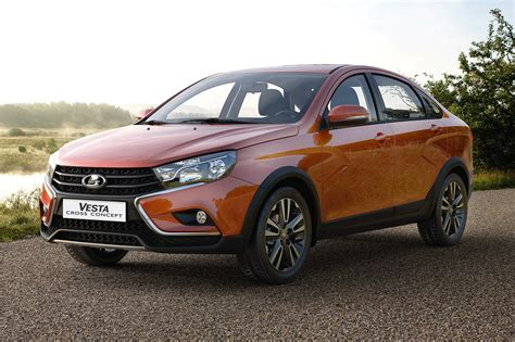 Lada Vesta Cross Sedan (2016)