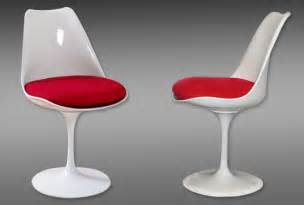 chaise tulipe chaises design terre design