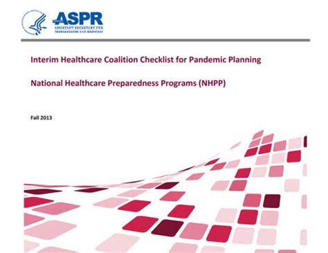 Pandemic Preparedness Plan Template by Coop Cdph Emergency Preparedness Office