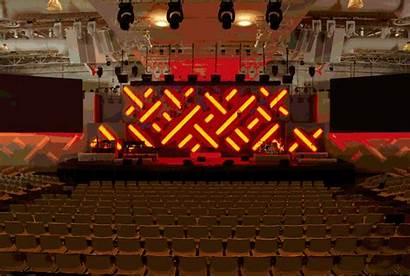Rgb Led Strip Changing Stage Church Lights