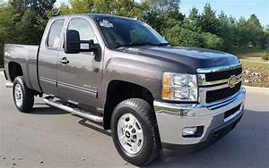 2011 Chevrolet Silverado 2500hd Diesel Owners Manual
