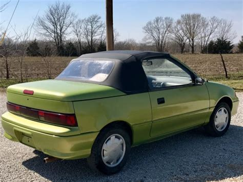 car manuals free online 1992 geo metro parking system service manual 1992 geo metro sunroof replacement auto auction ended on vin