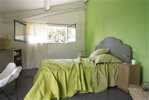 chambre mur vert décoration de la chambre en vert j 39 ai osé repeindre ma