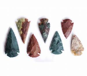 "Agate Arrowheads 1-2"" from Geo Evolution"