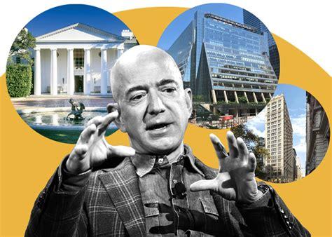 Jeff Bezos Had Profound Effect on Real Estate as Amazon ...