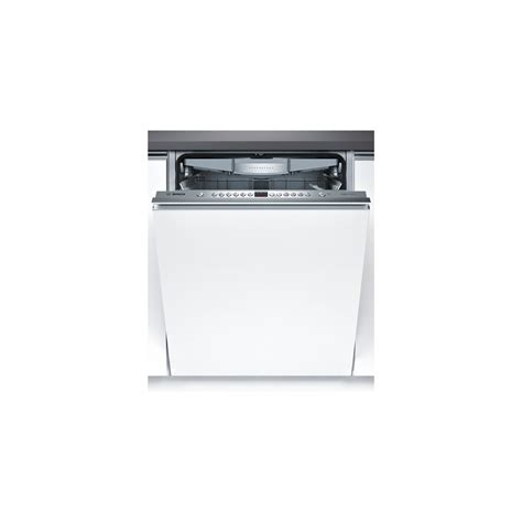 Bosch Smv69m01gb 60cm Fully Integrated Dishwasher, 13