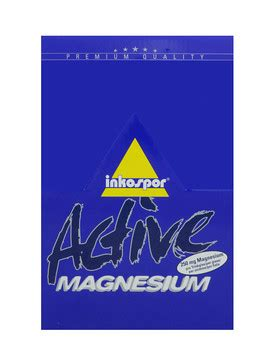 25533 Otakon Discount Code by Active Magnesium By Inkospor 20 X 25ml 19 04