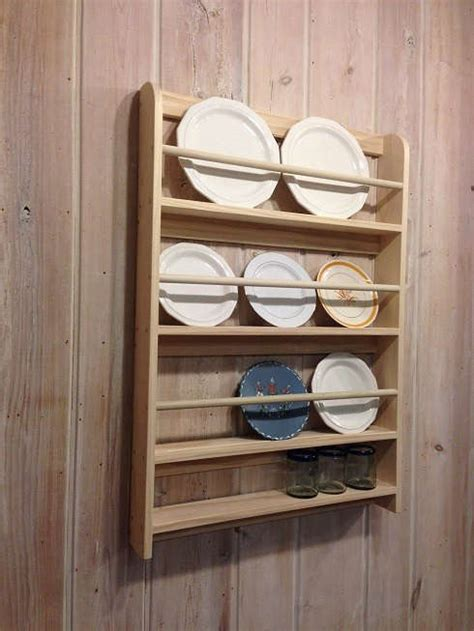 decorative plate display rack remodelista