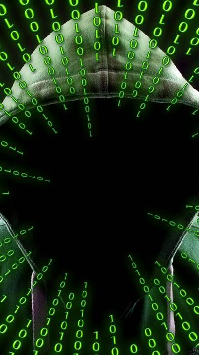 Hacker Code Binary 4k Wallpapers Attack Iphone