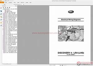 Land Rover Discovery 4 2012 Lr4 Electrical Wiring Diagram