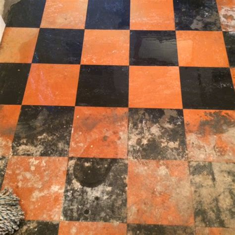 linoleum flooring york victorian design linoleum tiles restored in york north west yorkshire tile doctor