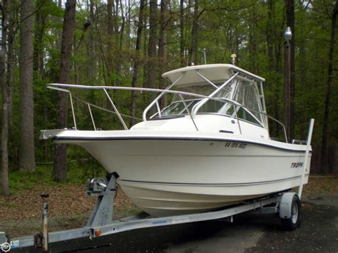 Striper Boats For Sale Perth by 2002 Used Trophy Pro 2002 Wa Walkaround Fishing Boat For