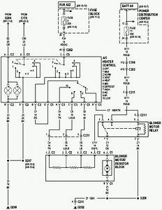 1998 Jeep Cherokee Wiring Diagram