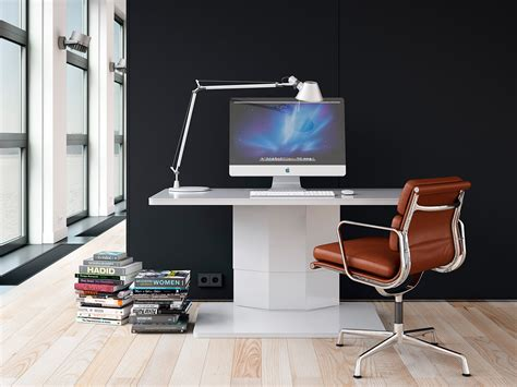 contemporary bureau desk workspace designs for modern offices