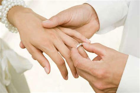 fuad informasi dikongsi bersama why wedding ring is worn 4th finger