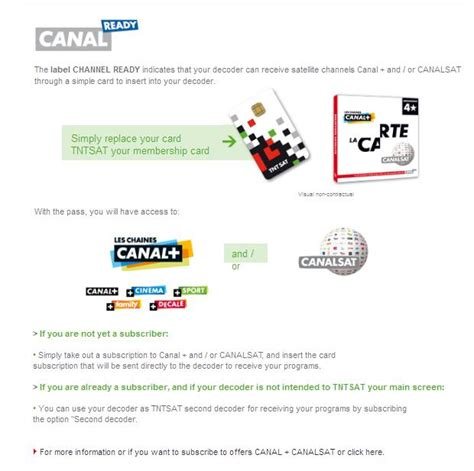canap plus canal plus channels channels