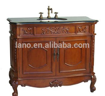 43 inch vanity with sink 43 inch antique single sink bathroom vanity in cherry