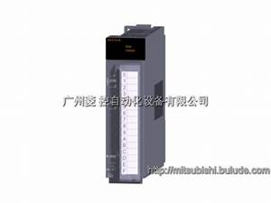 8Points NN MITSUBISHI ELECTRIC QX48Y57 MELSEC-Q Combination I//O Modules sink DC positive common