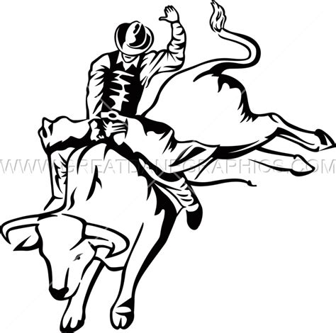 Rodeo Bull Drawing at GetDrawings.com   Free for personal ...