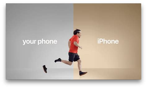 apple iphone ad apple s new switch to iphone ad caign macstories