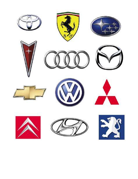 car company logos automotive car center