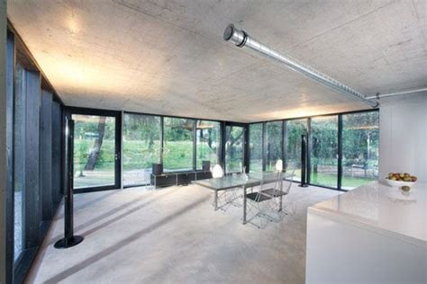 Small House Design With Glass Walls ~ Home Design