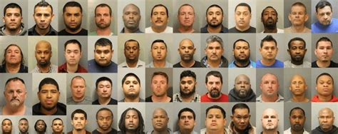 Massive Bust Of Sex Buyers And Traffickers During Super