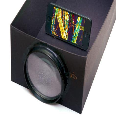 convierte tu smartphone en  proyector  una caja de