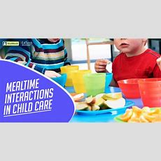 Progressive Mealtimes In Childcare Archives  Child Care