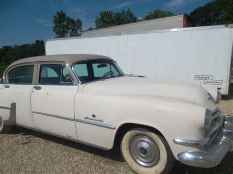 1954 Chrysler Imperial For Sale by 1954 Chrysler Crown Imperial 4dr With 331 4bbl Hemi For