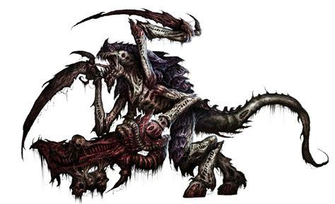 Tyranid Warrior Leviathan Gun.png