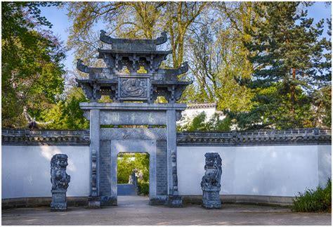Tor Zum Garten Des Himmlischen Friedens Foto & Bild City