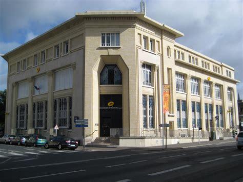 bureau poste caen hôtel des postes de caen wikipédia
