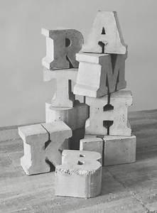 Buchstaben Aus Beton : foto 8 19 buchstaben aus beton ~ Sanjose-hotels-ca.com Haus und Dekorationen