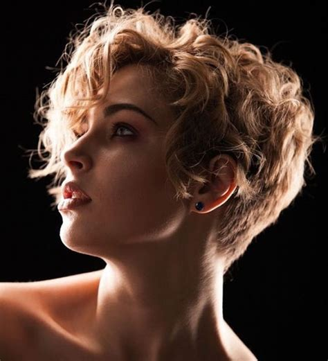 40 new short curly hairstyles for short hairstyles haircuts 2018 2019