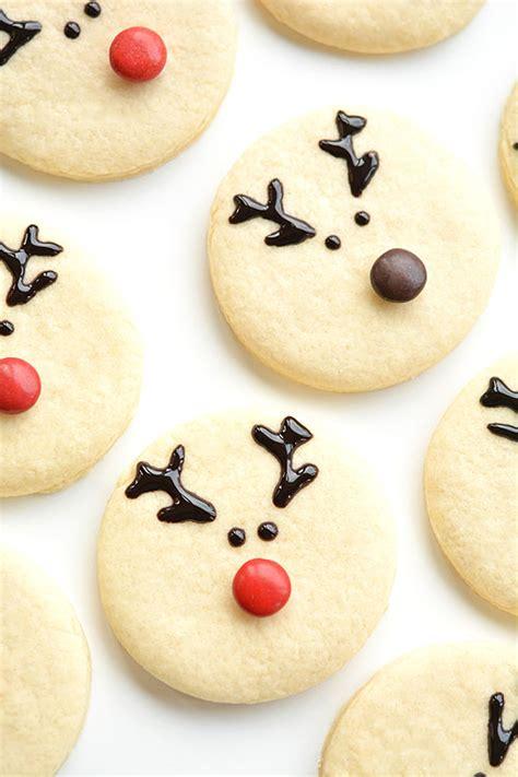 Sweetambs Reindeer Cookie Recipe