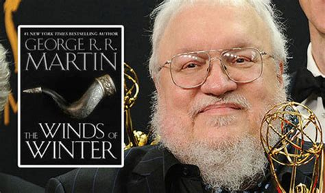 George Rr Martin On Winds Of