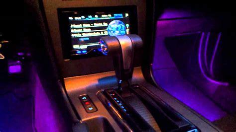 audi style led lights led glow interior lights