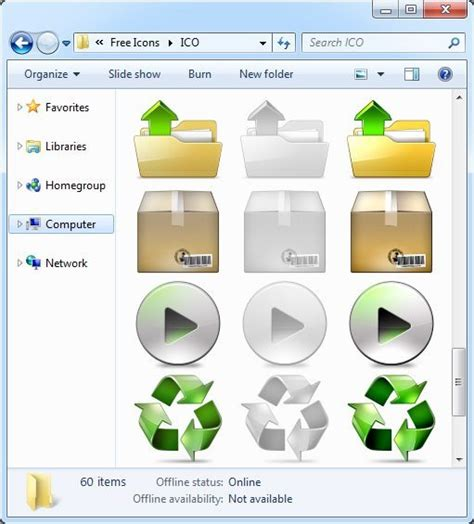 Your Batch Of Requested Folder Icons Is Complete Icon Design Software Icon Workshop Part Ii