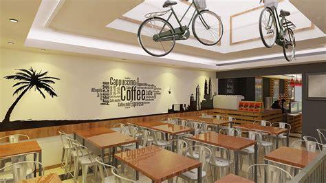 BIZARREKA Architecture - Interior Design for Hipster Cafe