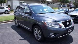 2014 Nissan Pathfinder 4wd Platinum Walkaround  Start Up
