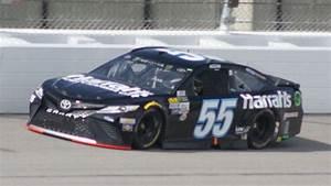 2017 NASCAR Cup Series Paint Schemes Team 55