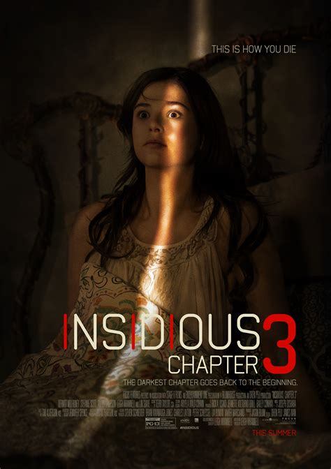 INSIDIOUS: CHAPTER 3 - The Review