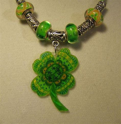 St patrick's day chord e. Getting ready for St Patrick's Day   Leather cord, Etsy ...